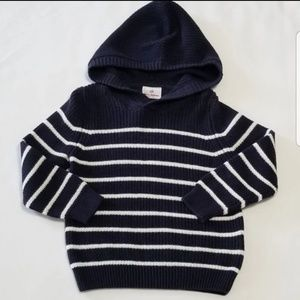 Hanna Andersson boy lightweight sweater